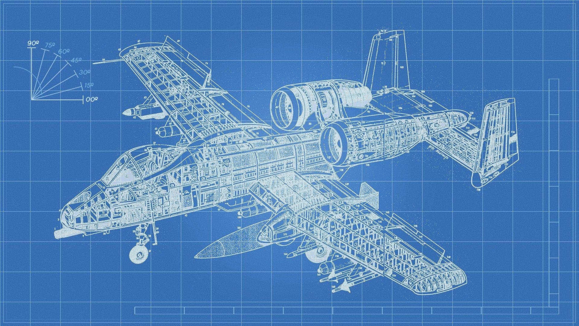 Hintergrundbilder : 10 Thunderbolt, 1920x1080 px, ein, Flugzeug ...