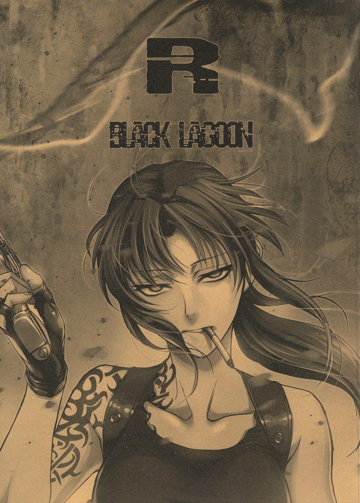 デスクトップ壁紙 1148x1600 Px アニメの女の子 ブラックラグーン