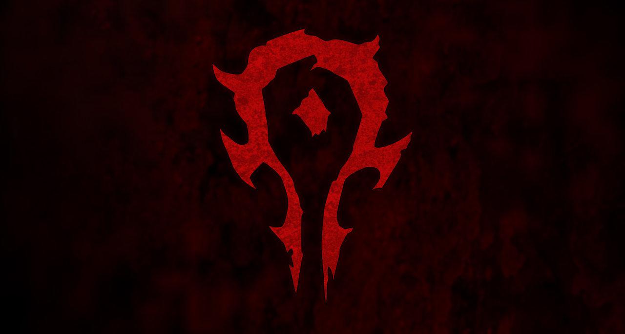 Wallpaper 1280x685 Px Horde Movie Sign Warcraft Movie