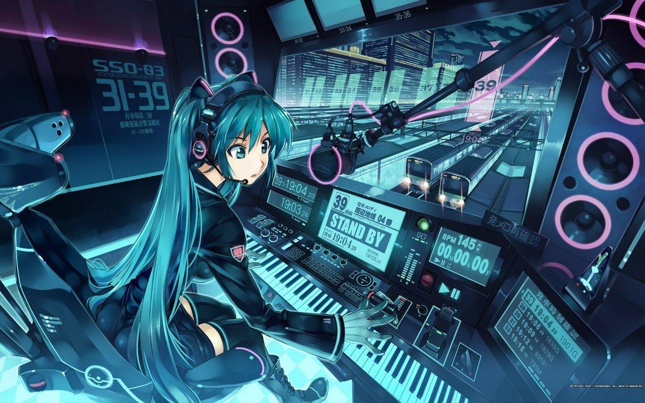 デスクトップ壁紙 1280x800 Px アニメの女の子 初音ミク ボーカロイド 1280x800 4kwallpaper デスクトップ壁紙 Wallhere