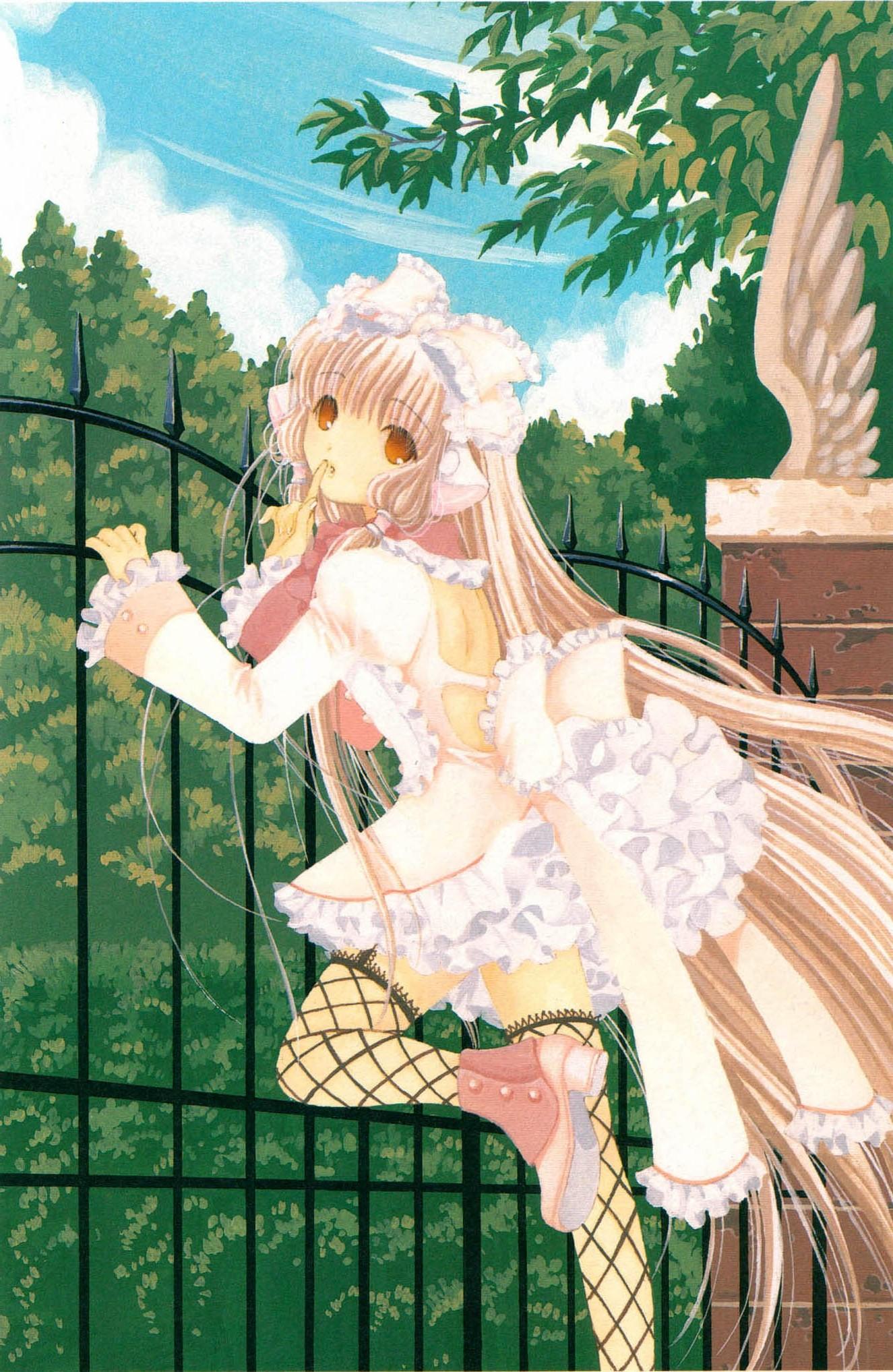 Wallpaper 1325x2035 Px Anime Chobits 1325x2035