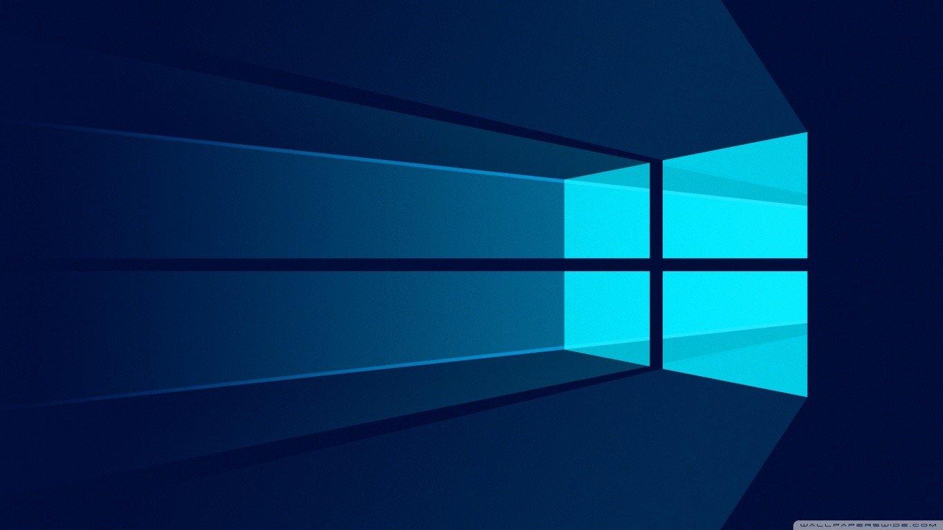 Wallpaper : 1366x768 px, Windows 10