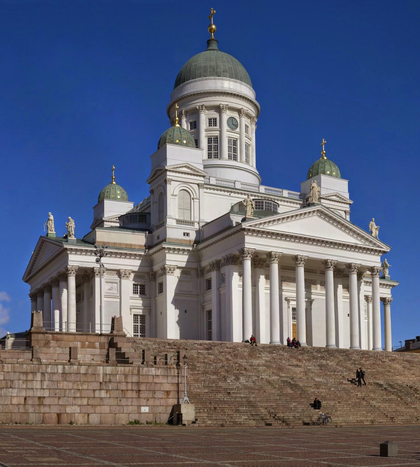 соборы хельсинки фото видов