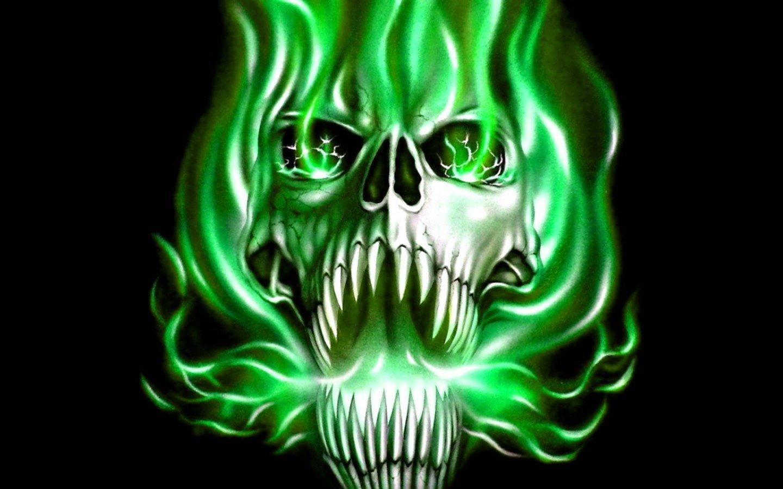Аватар картинки череп