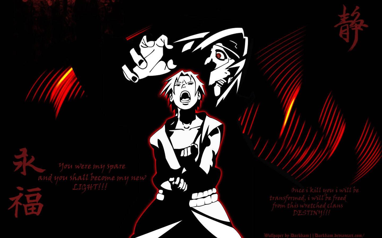 1440x900 Px Anime Naruto Shippuuden Uchiha Itachi Sasuke