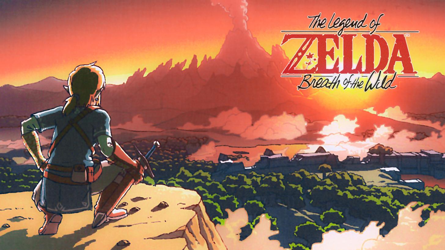 Wallpaper 1456x819 Px Breath Of The Wild The Legend Of Zelda