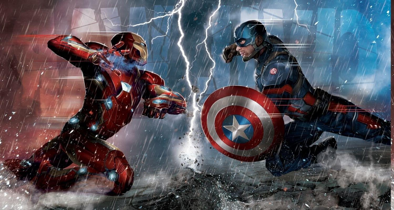 Wallpaper 1500x801 Px Artwork Captain America Captain America