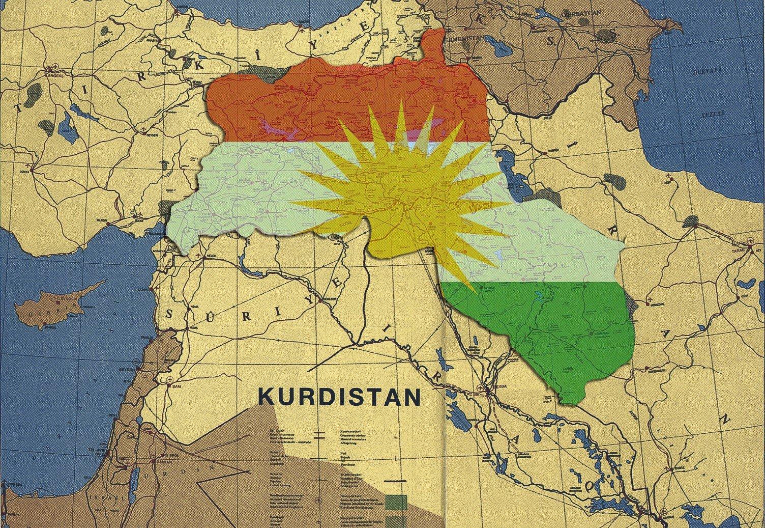 kurdistan karte Hintergrundbilder : 1504x1037 px, Kurdistan, Kurden, Karte