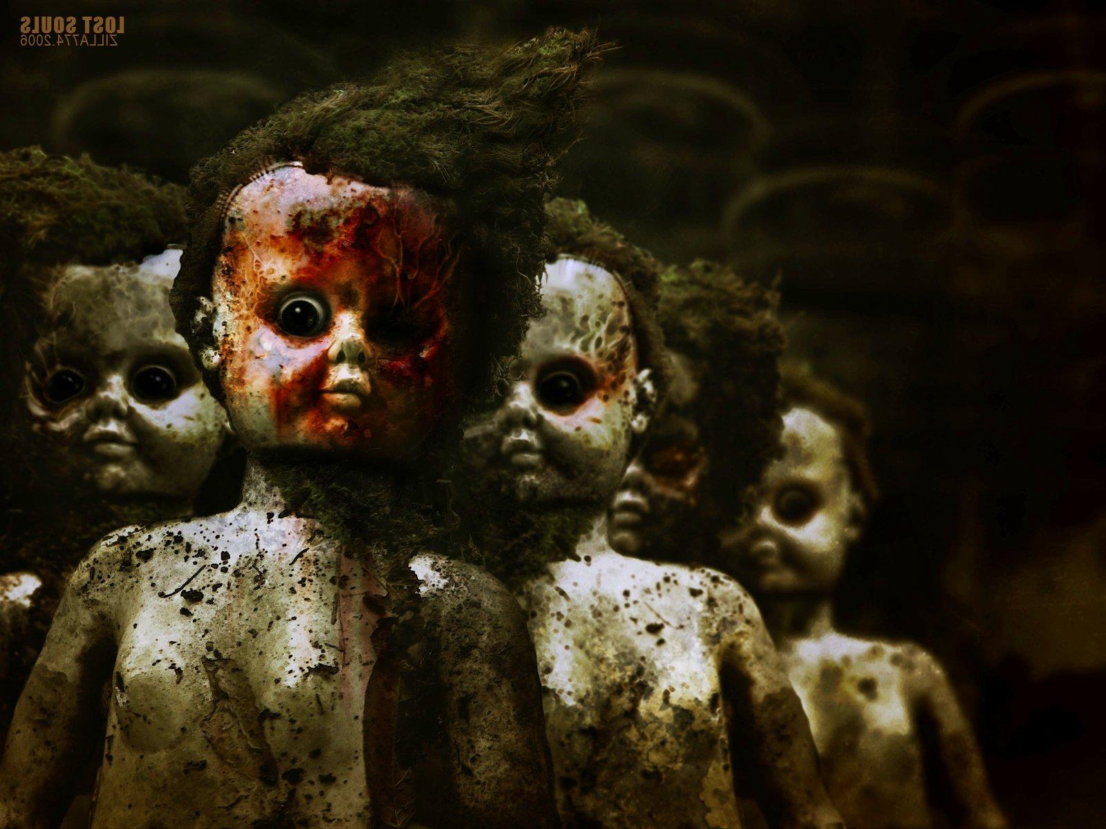 Картинки страшные кошмары