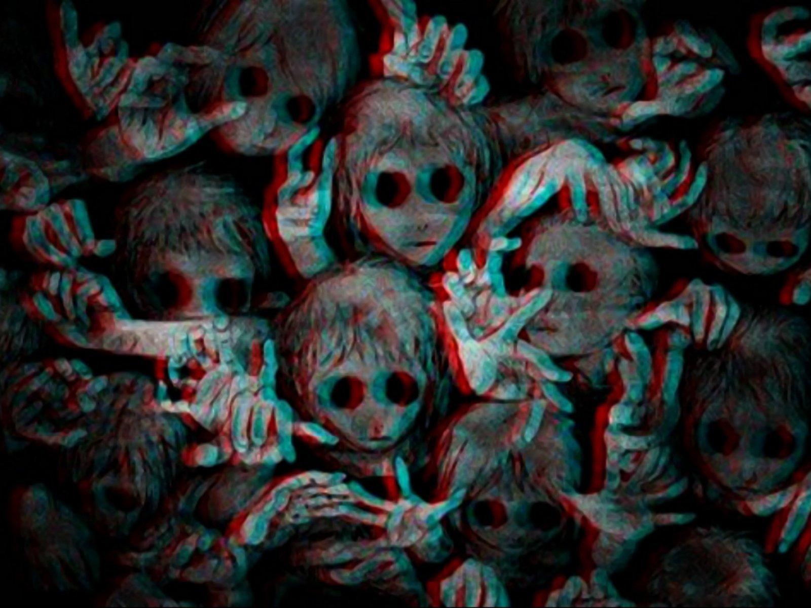 Wallpaper 1600x1200 Px Art Artwork Creepy Dark Evil