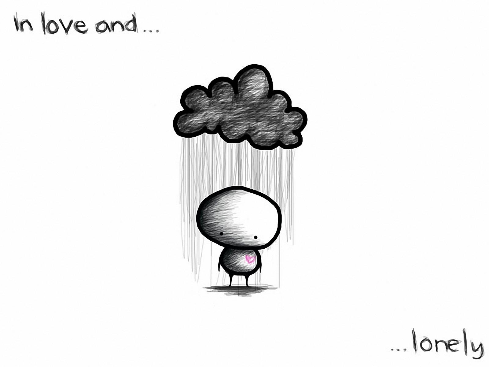 Wallpaper Px Gambar Kartun Cinta Suasana Hati