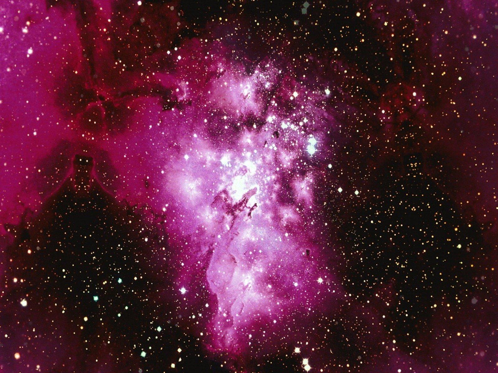 Картинки для распечатки фон космос