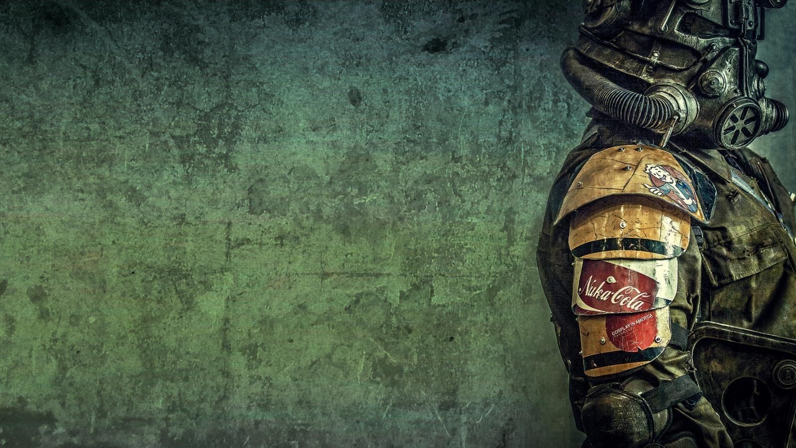 Wallpaper 1600x900 Px Brotherhood Of Steel Fallout Nuka