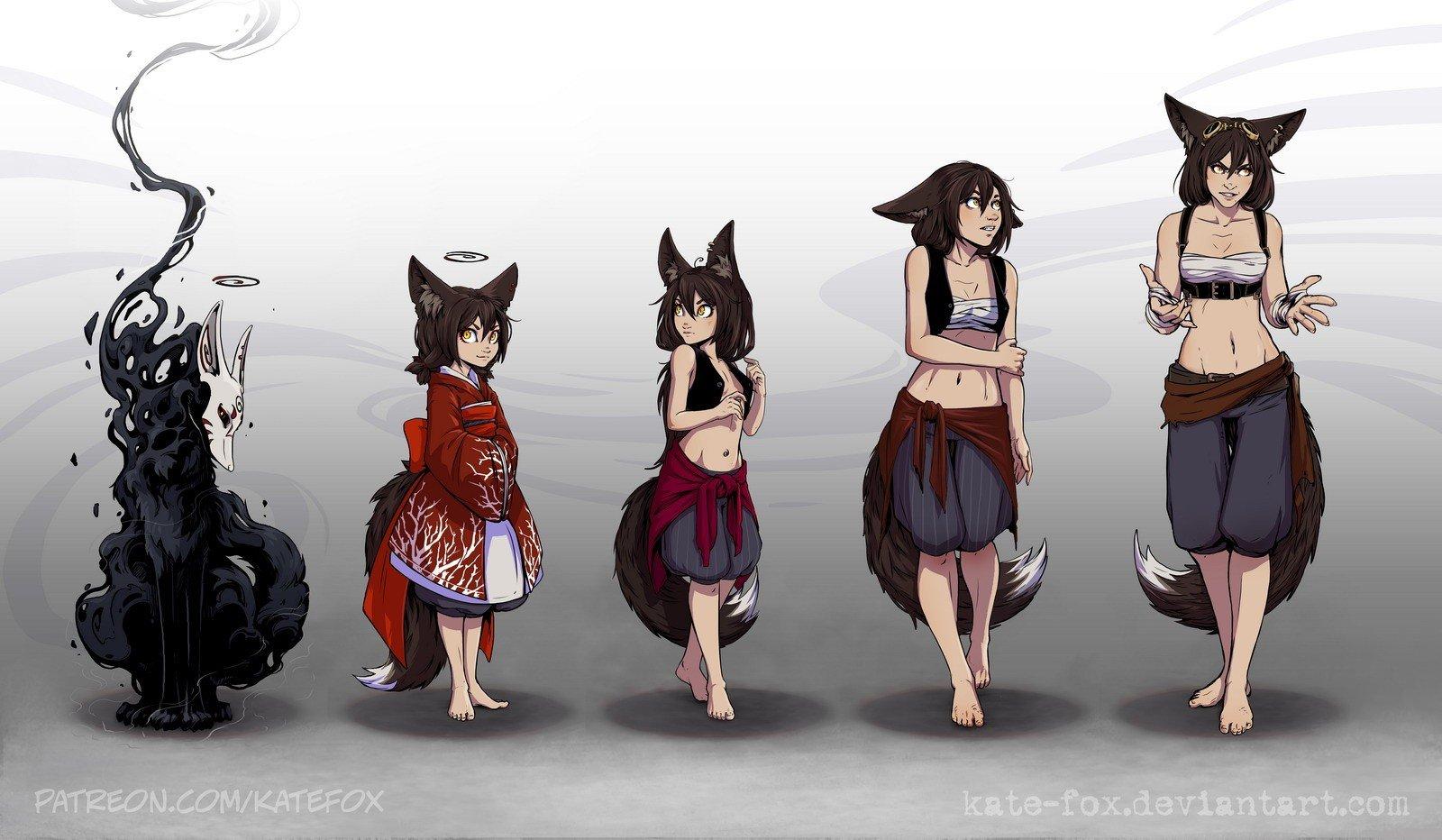 Anime Fuchs