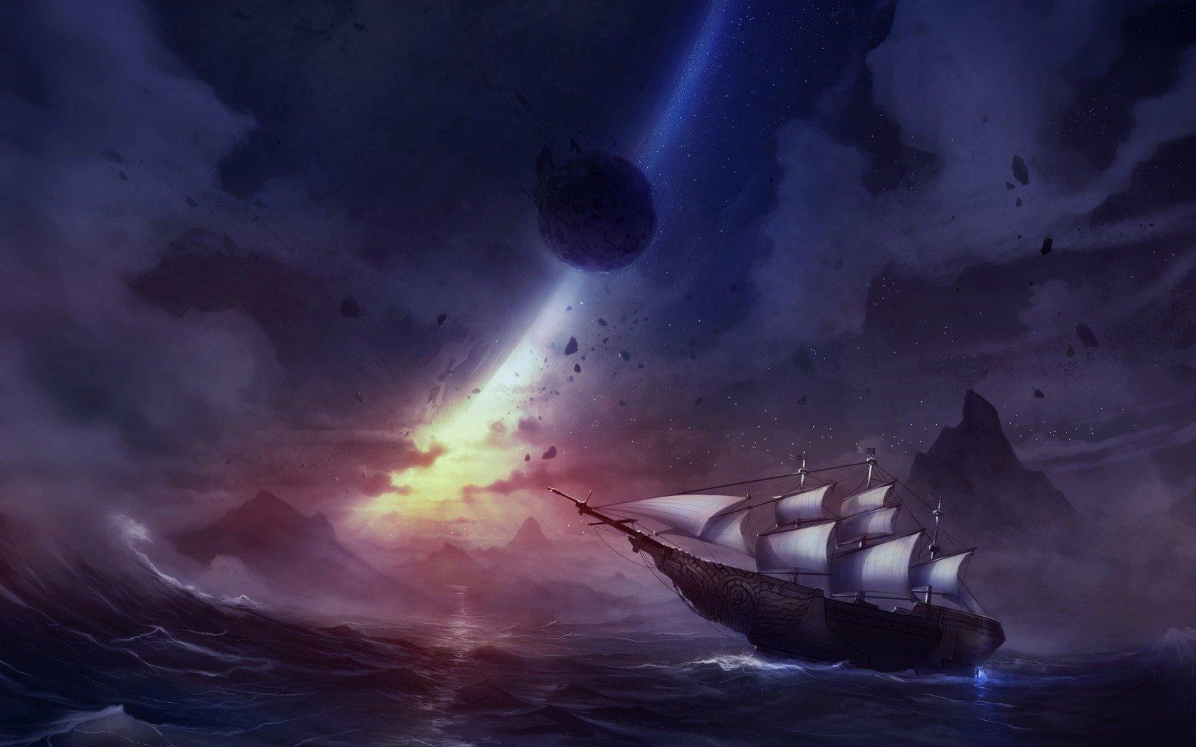 отрезаю корабли в небе картинки что вновь