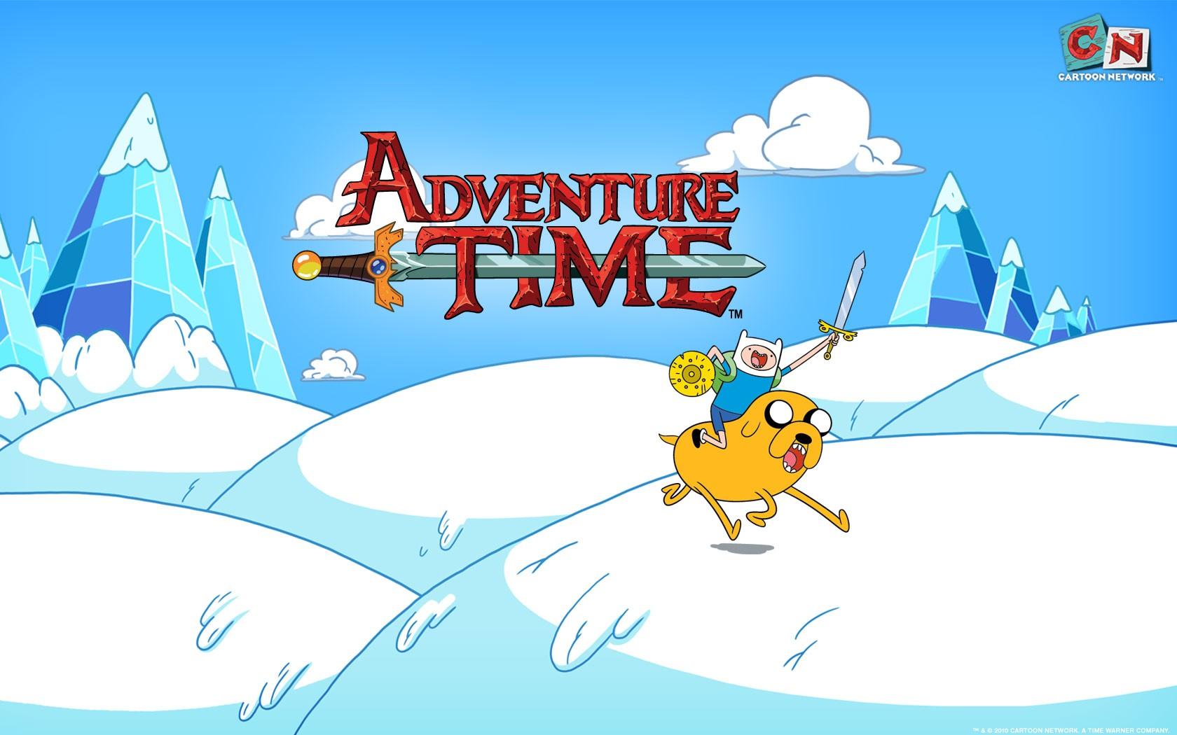 Wallpaper 1680x1050 Px Adventure Time Cartoon Network Finn The