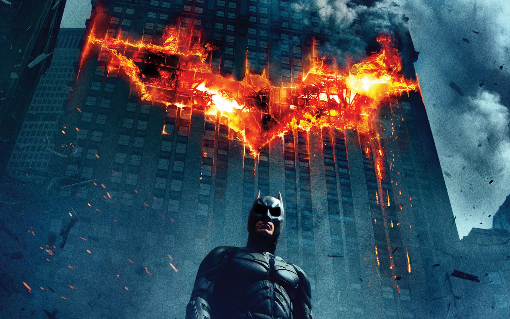 Wallpaper 1680x1050 Px Batman Fire Movies Skyscraper The Dark Knight 1680x1050 4kwallpaper 665256 Hd Wallpapers Wallhere