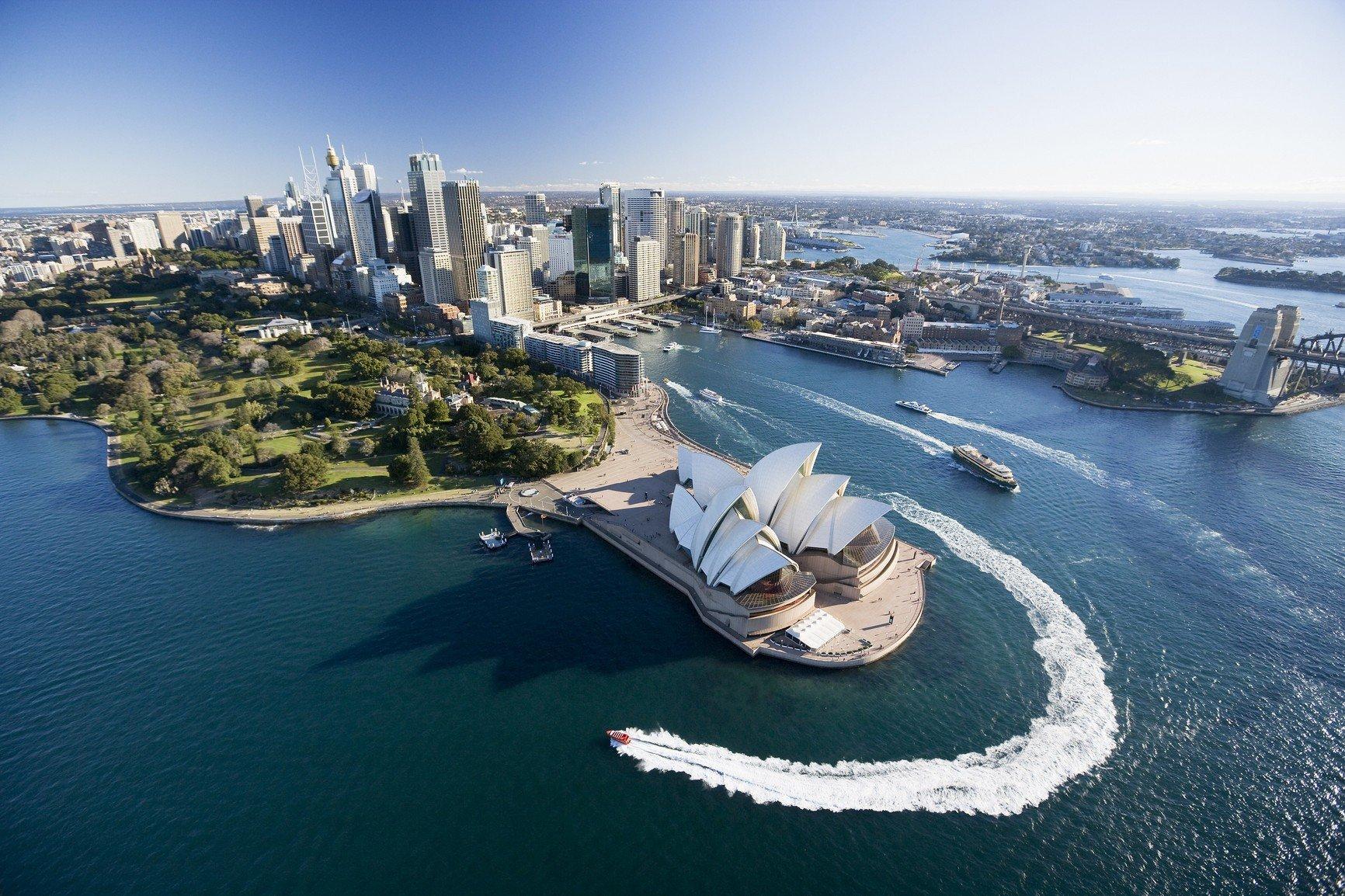 картинки и фотографии австралия тех