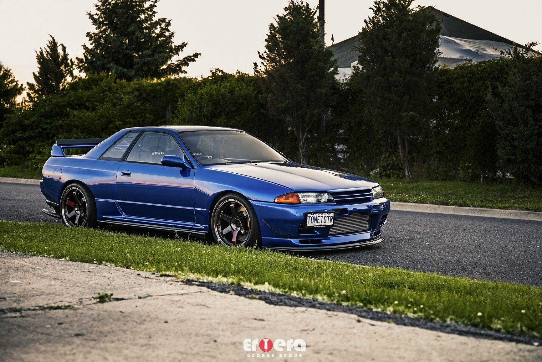 1732x1155 Px Nissan Skyline R32