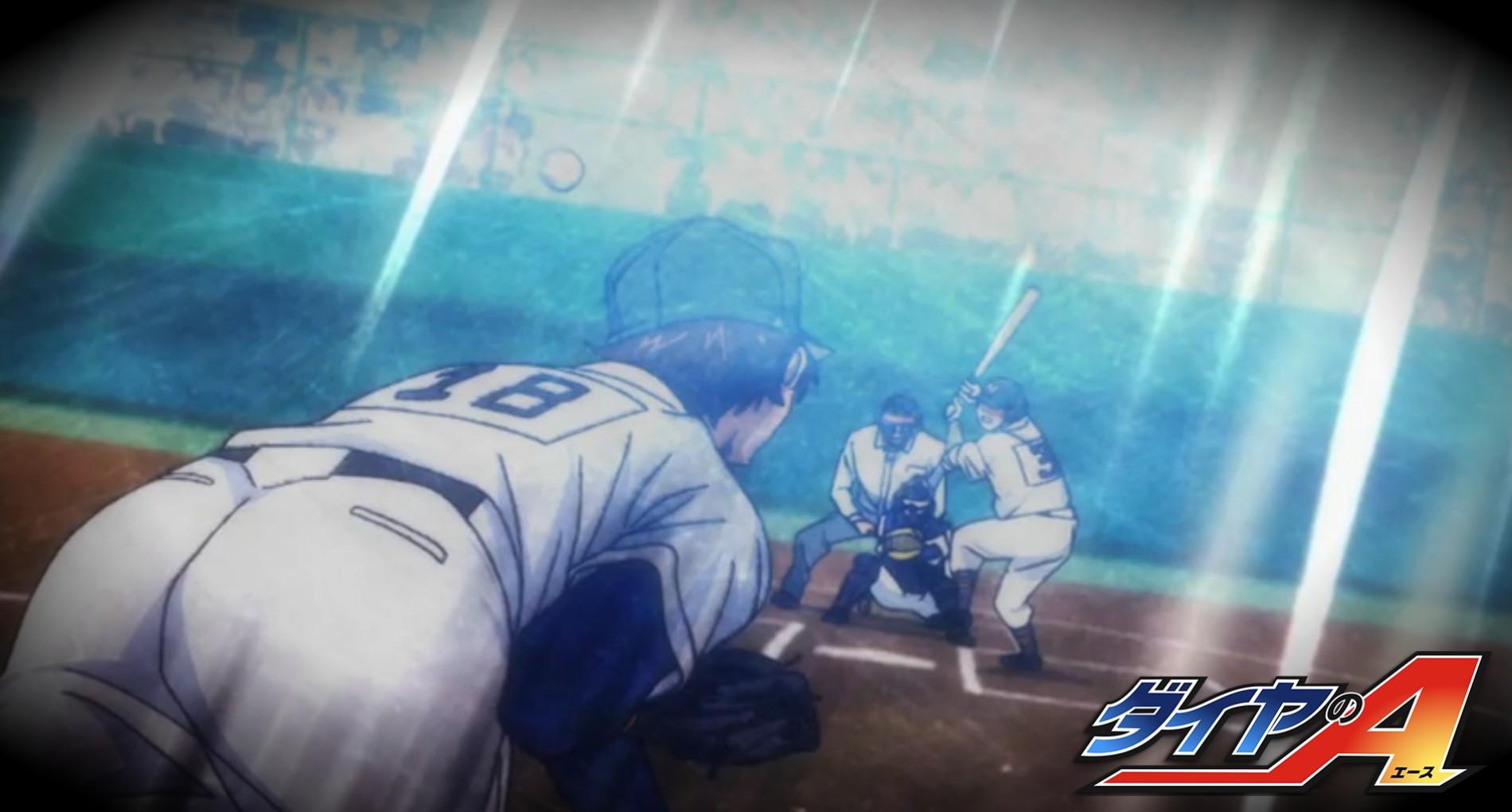 Wallpaper 1900x1020 Px Ace Of Diamond Anime Baseball