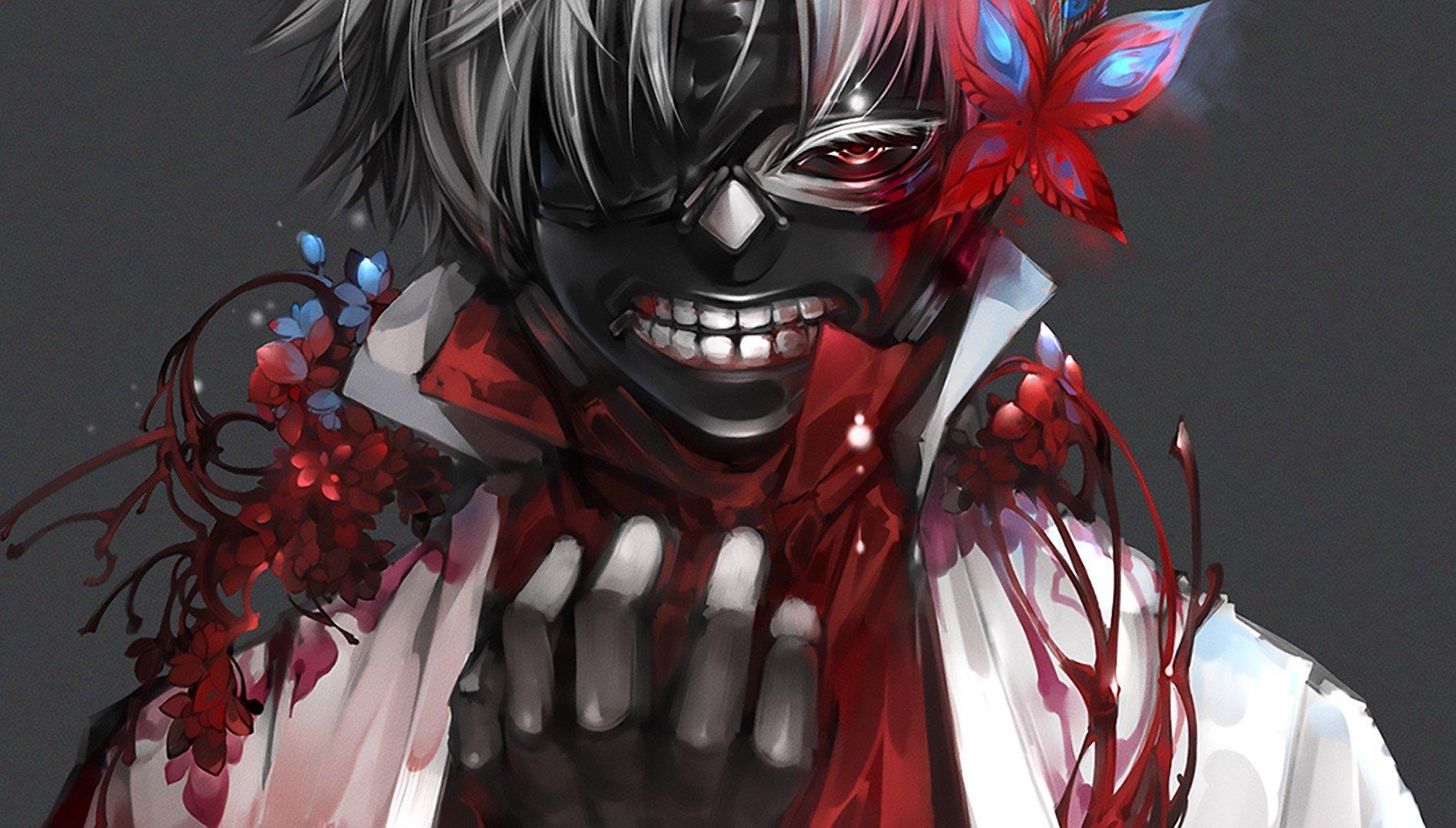 Wallpaper 1900x1080 Px Kaneki Ken Tokyo Ghoul 1900x1080