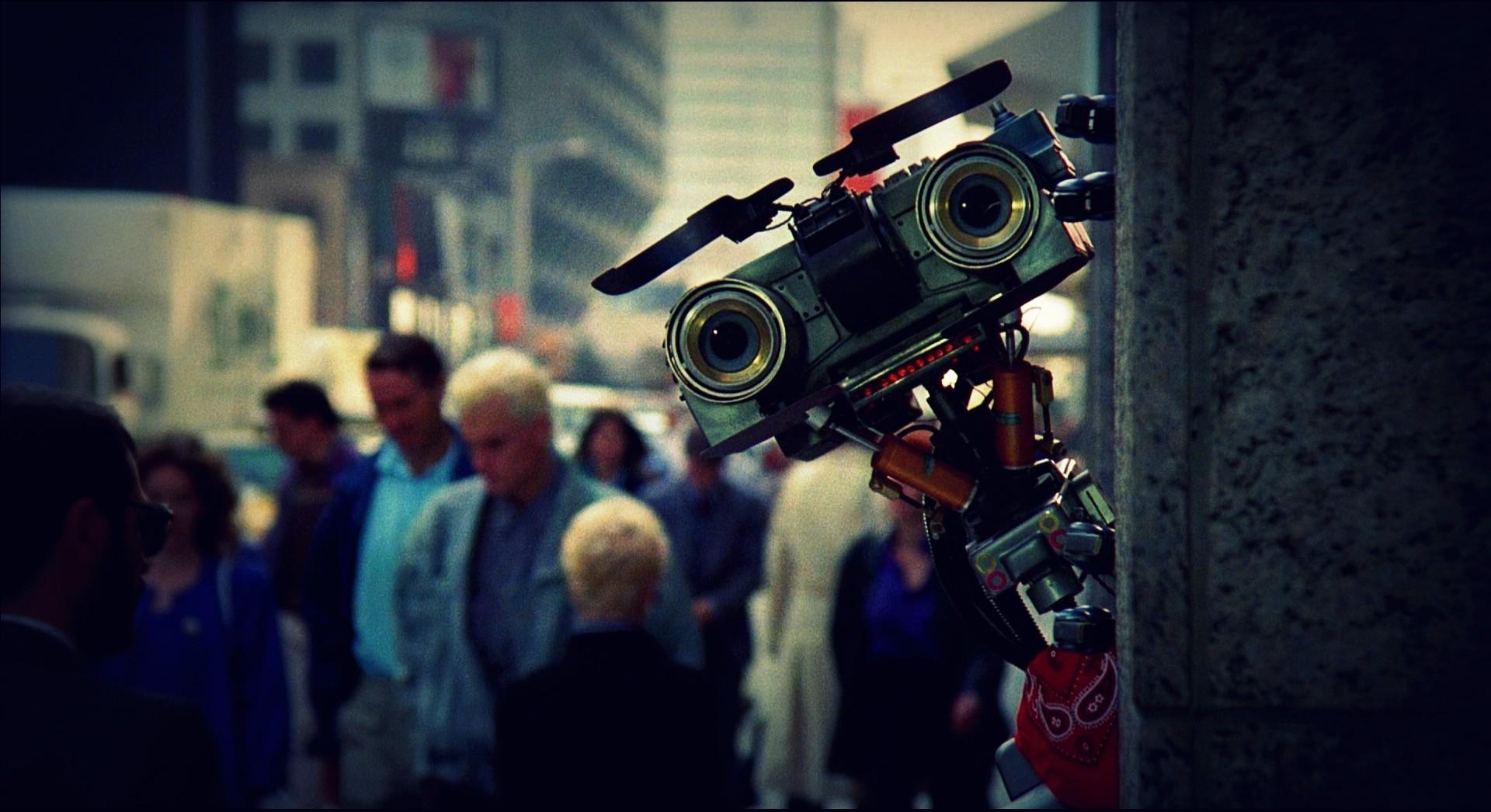 1920x1046 Px Johnny 5 Life Movies New York City Robot Short Circuit TV