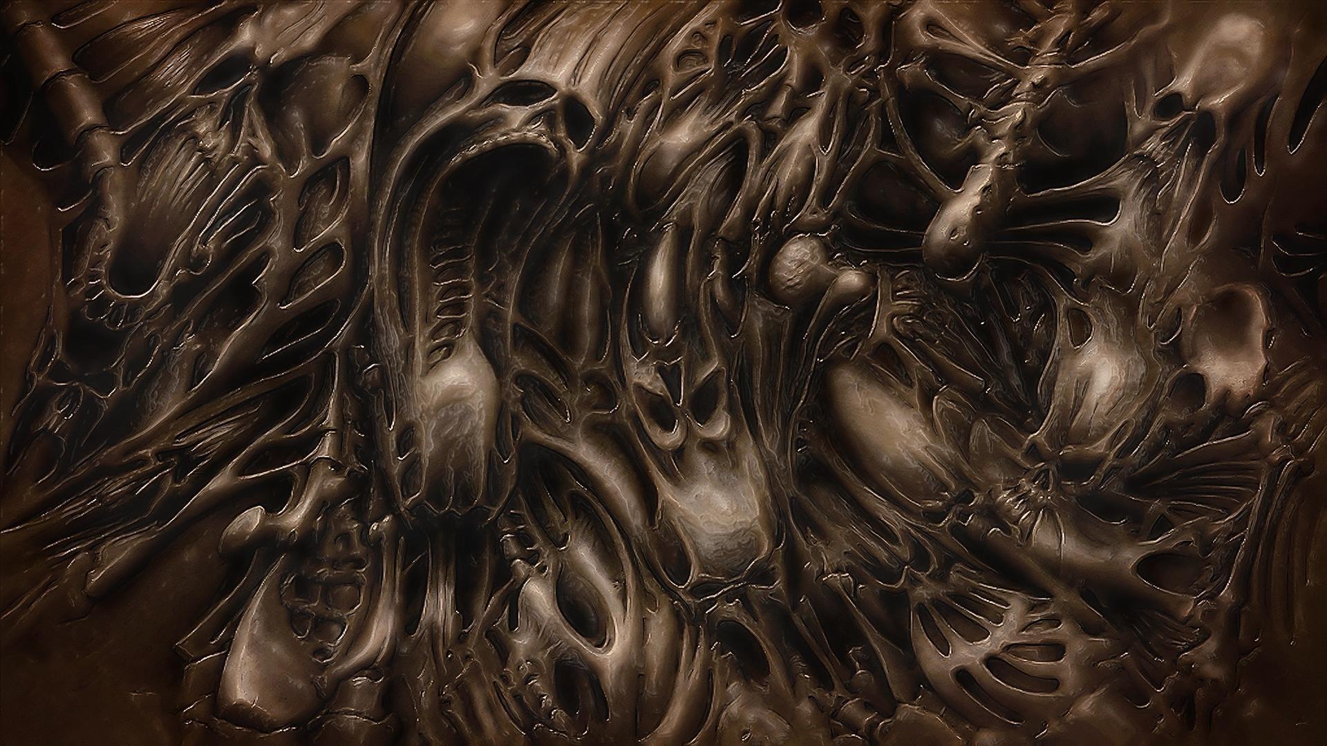 Wallpaper : 1920x1080 px, 1doom, action, artwork, creature, dark