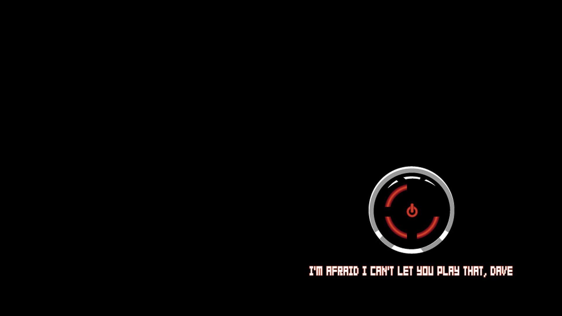 デスクトップ壁紙 19x1080 Px 01年の宇宙オデッセイ 黒い背景 Hal 9000 ユーモア 赤い死の指輪 ロボット 単純な ビデオゲーム Xbox 360 19x1080 Goodfon デスクトップ壁紙 Wallhere