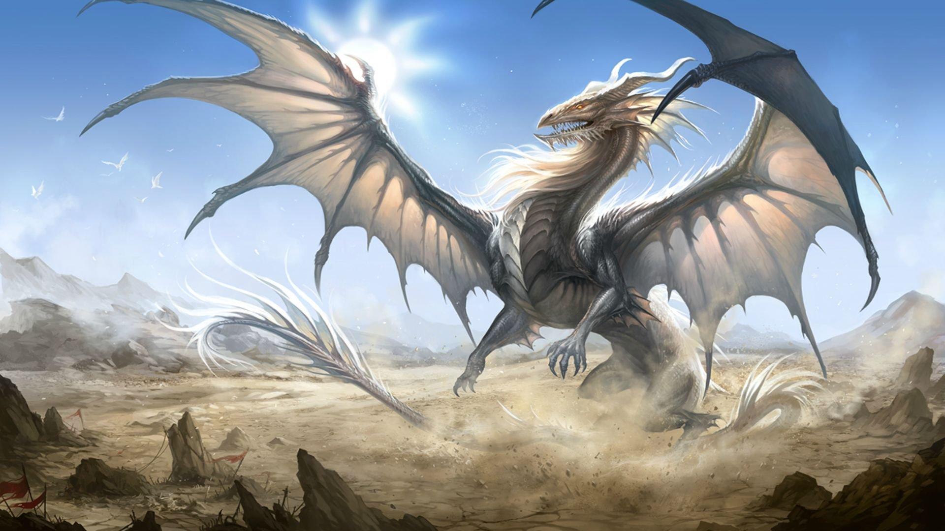 Про драконов картинка