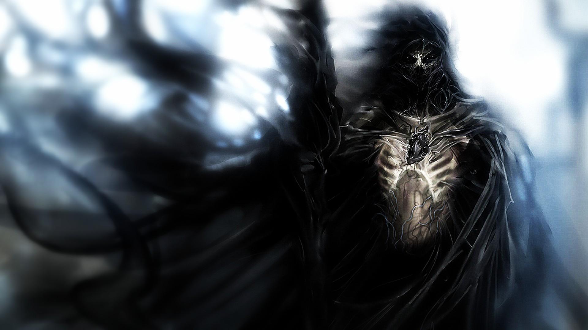Wallpaper 1920x1080 Px Art Dark Death Evil Fantasy