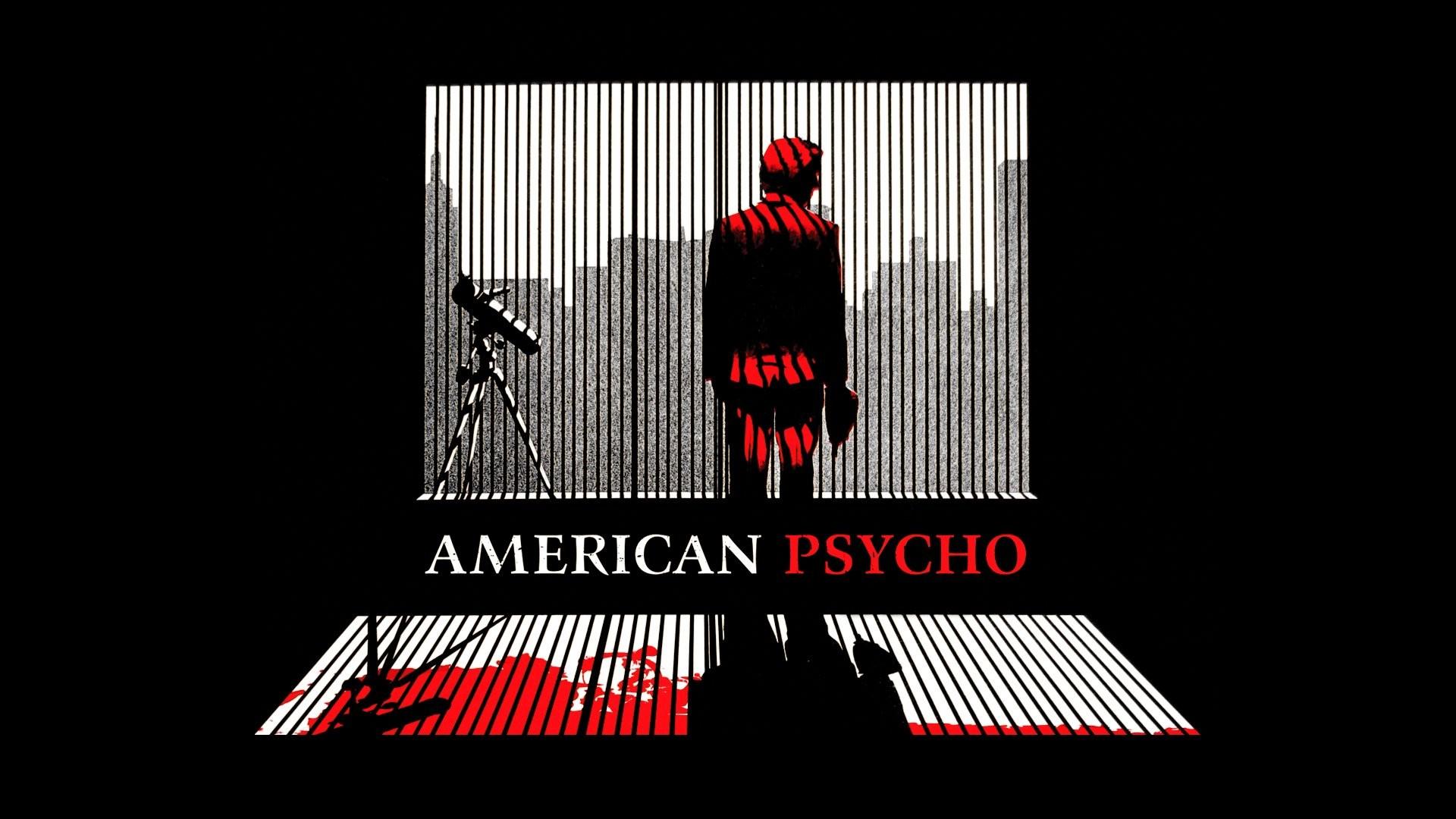 1920x1080 px American Psycho phim