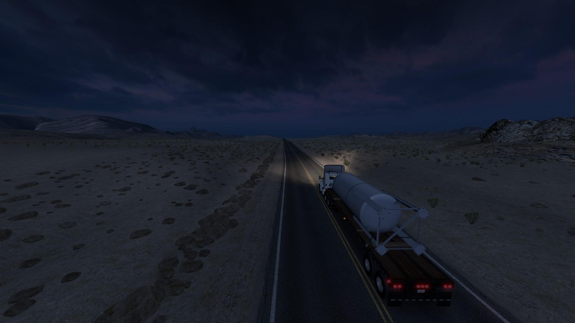 1920x1080 px American Truck Simulator ATS Kenworth Peterbilt trucks