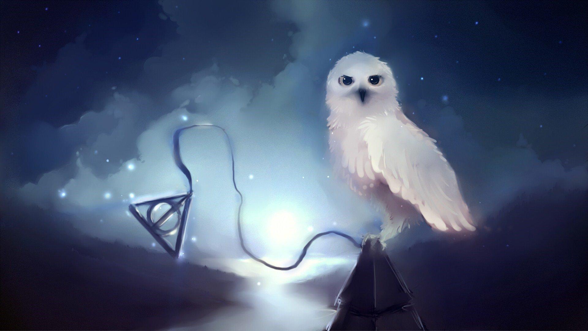 Картинки на телефон фантастические совы