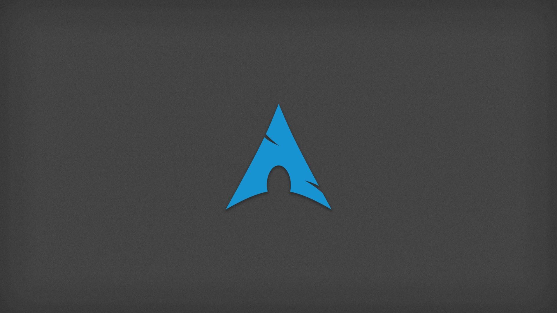 1920x1080 Px Arch Linux Triangle