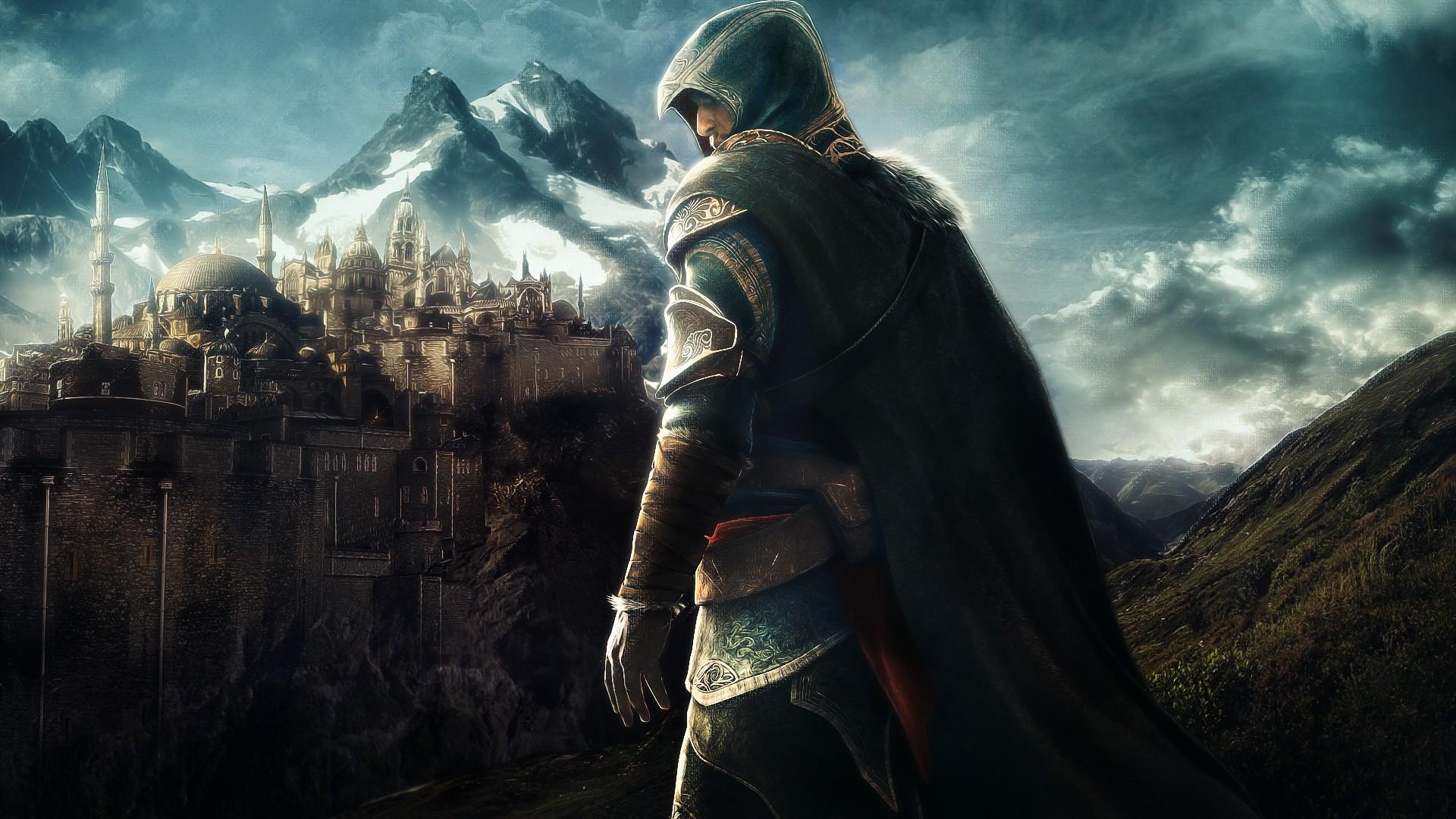 Wallpaper 1920x1080 Px Assassins Creed Revelations Ezio