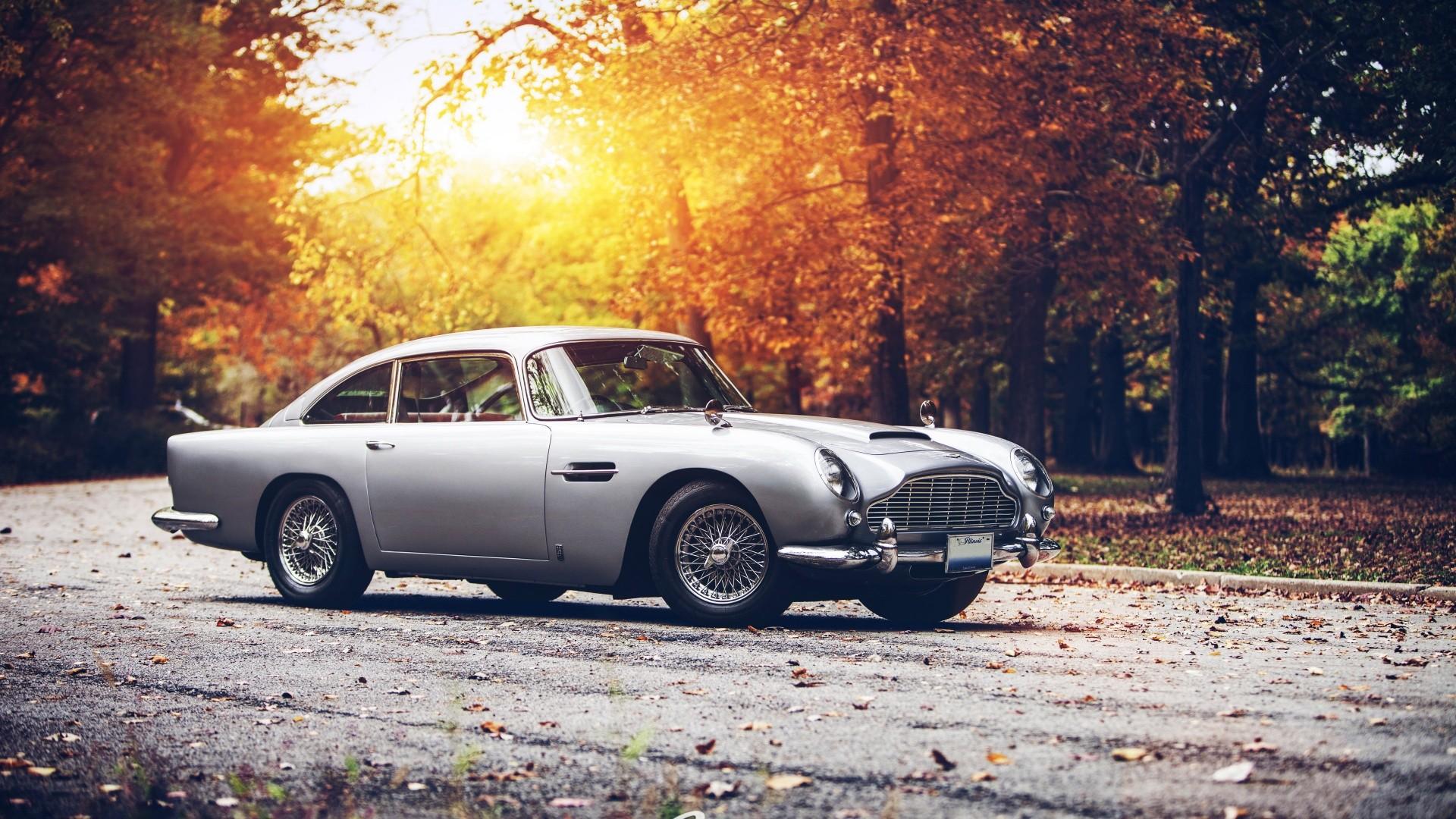 Wallpaper 1920x1080 Px Aston Martin Db5 Bond Cars Car James