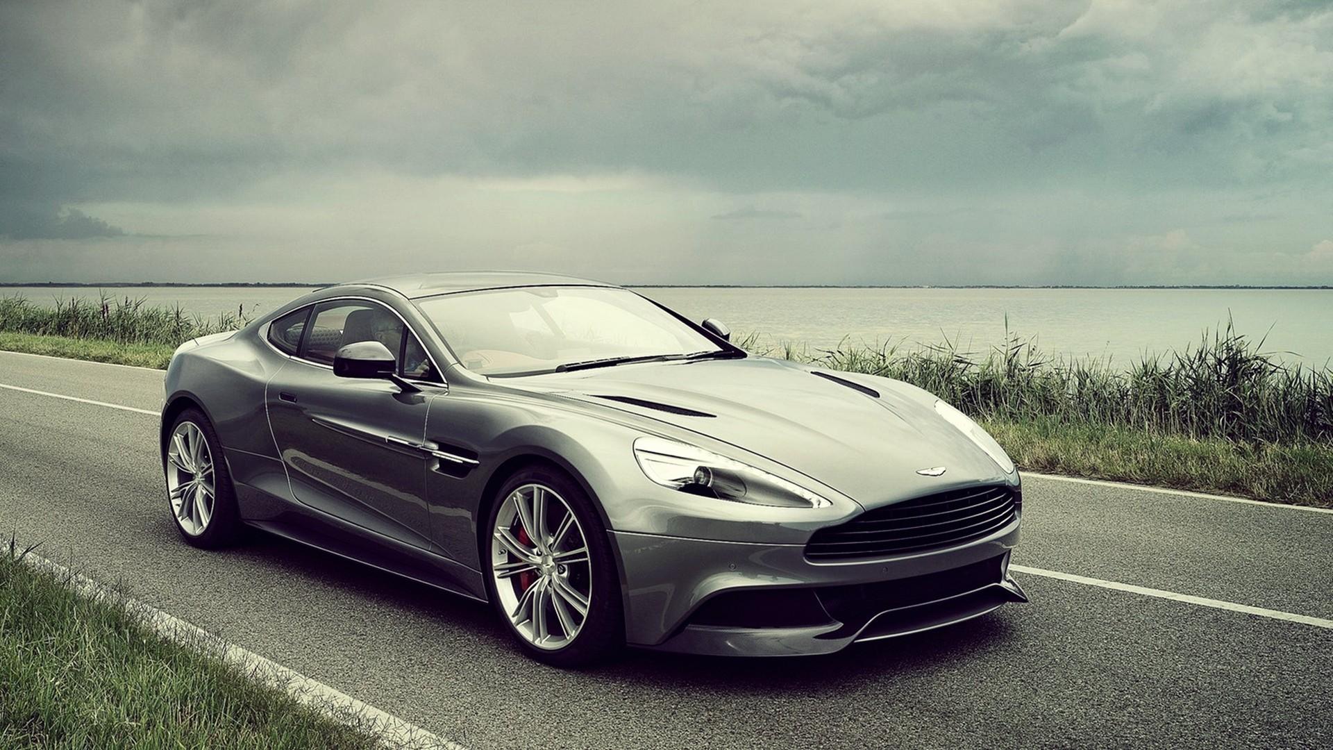 Fondos De Pantalla 1920x1080 Px Aston Martin Vanquish