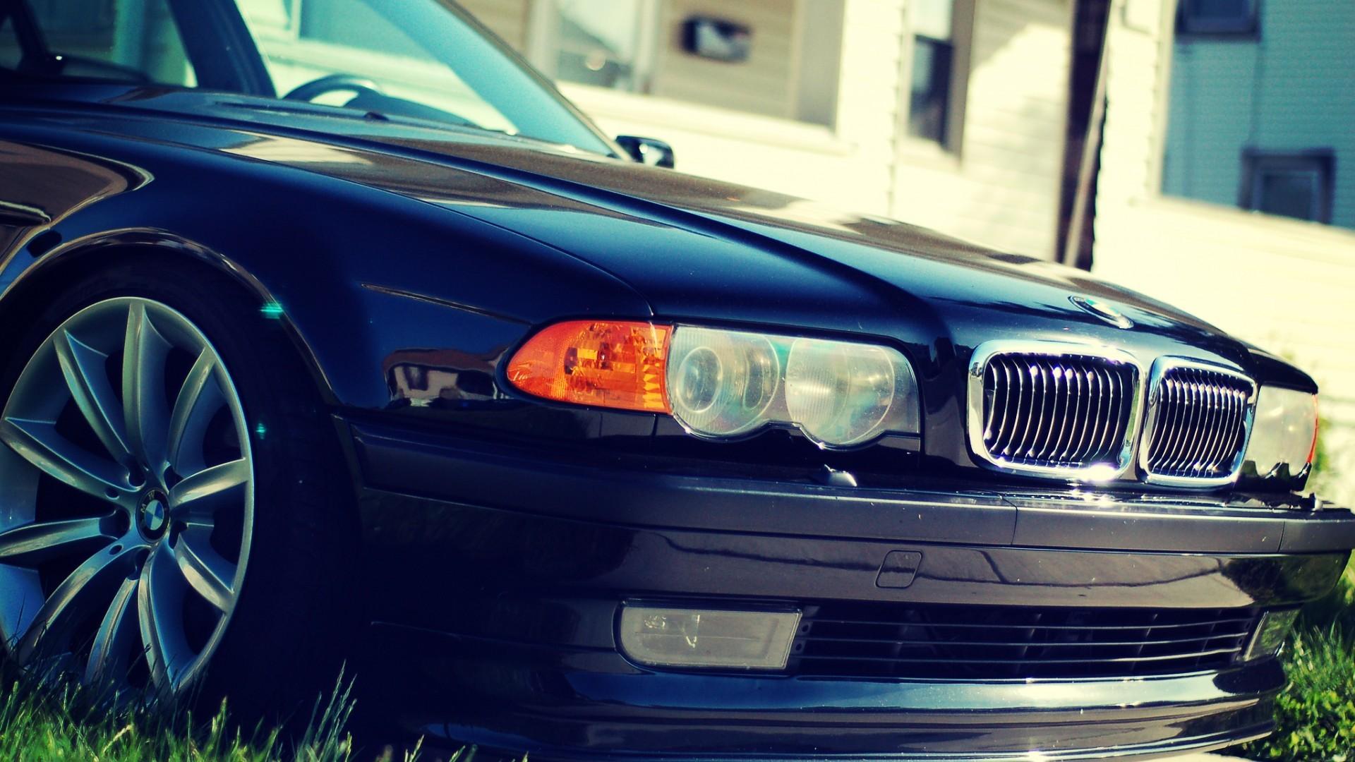 Wallpaper 1920x1080 Px Bmw 7 Series Bmw E38 Car 1920x1080