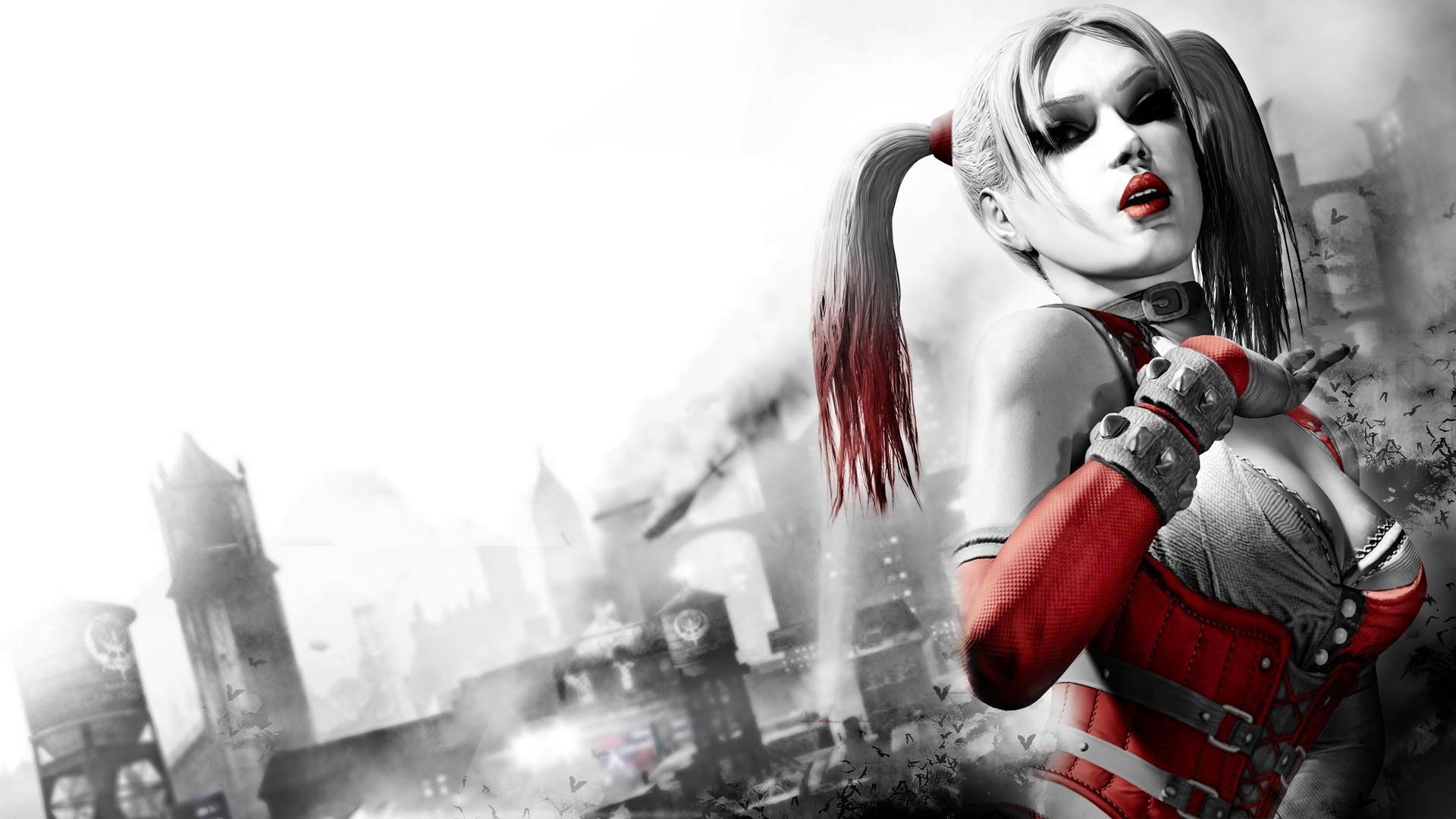 1920x1080 Px Batman Arkham City Harley Quinn