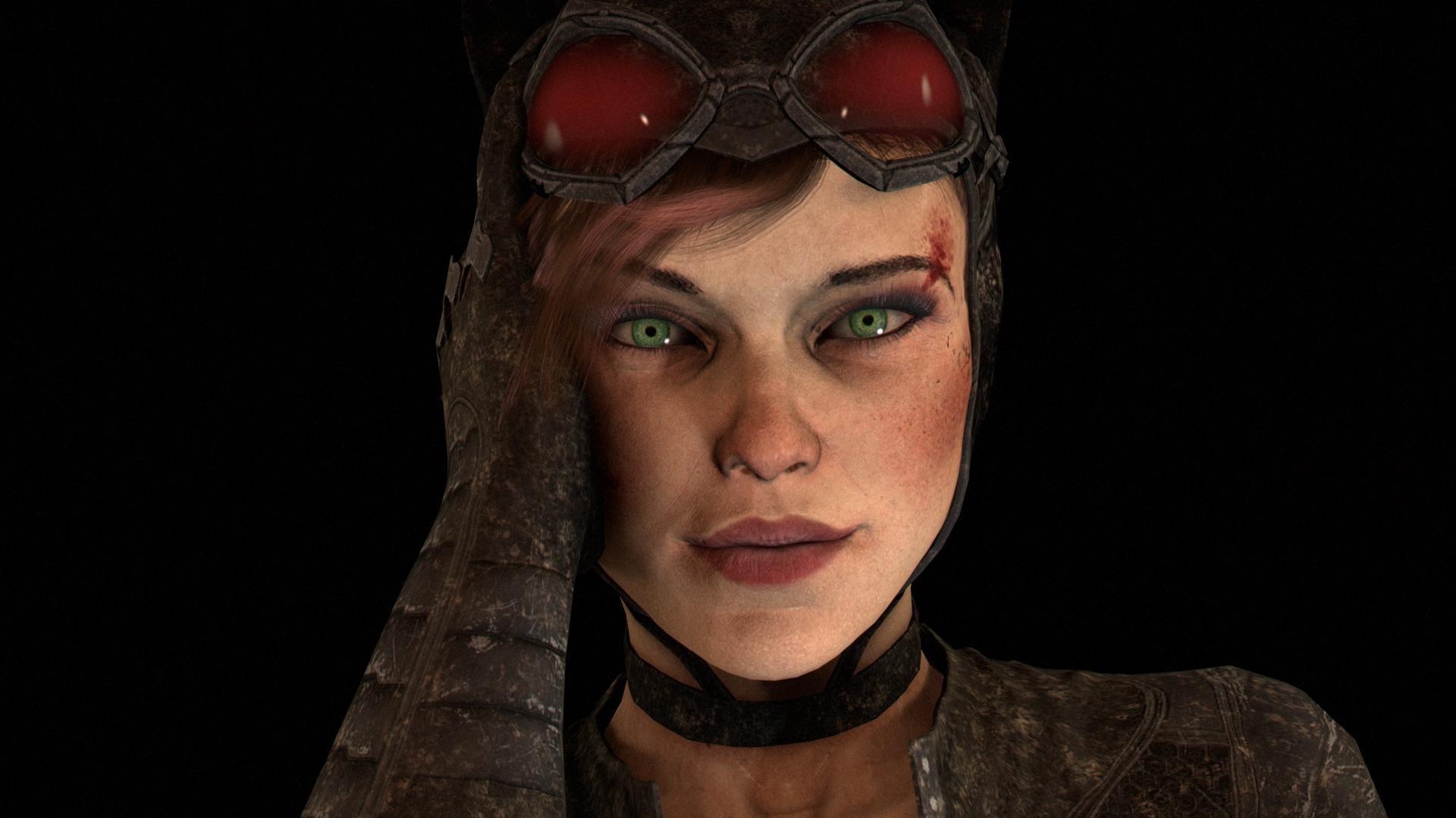 1920x1080 Px Batman Arkham Knight Catwoman Video Games