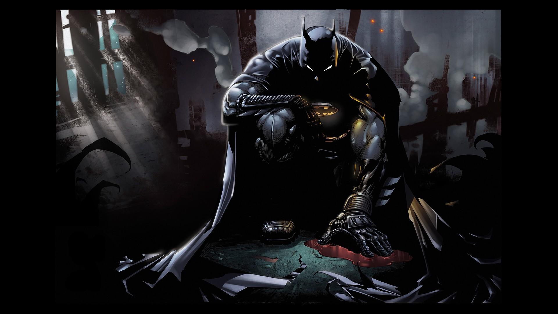 wallpaper : 1920x1080 px, batman, dc comics 1920x1080 - goodfon