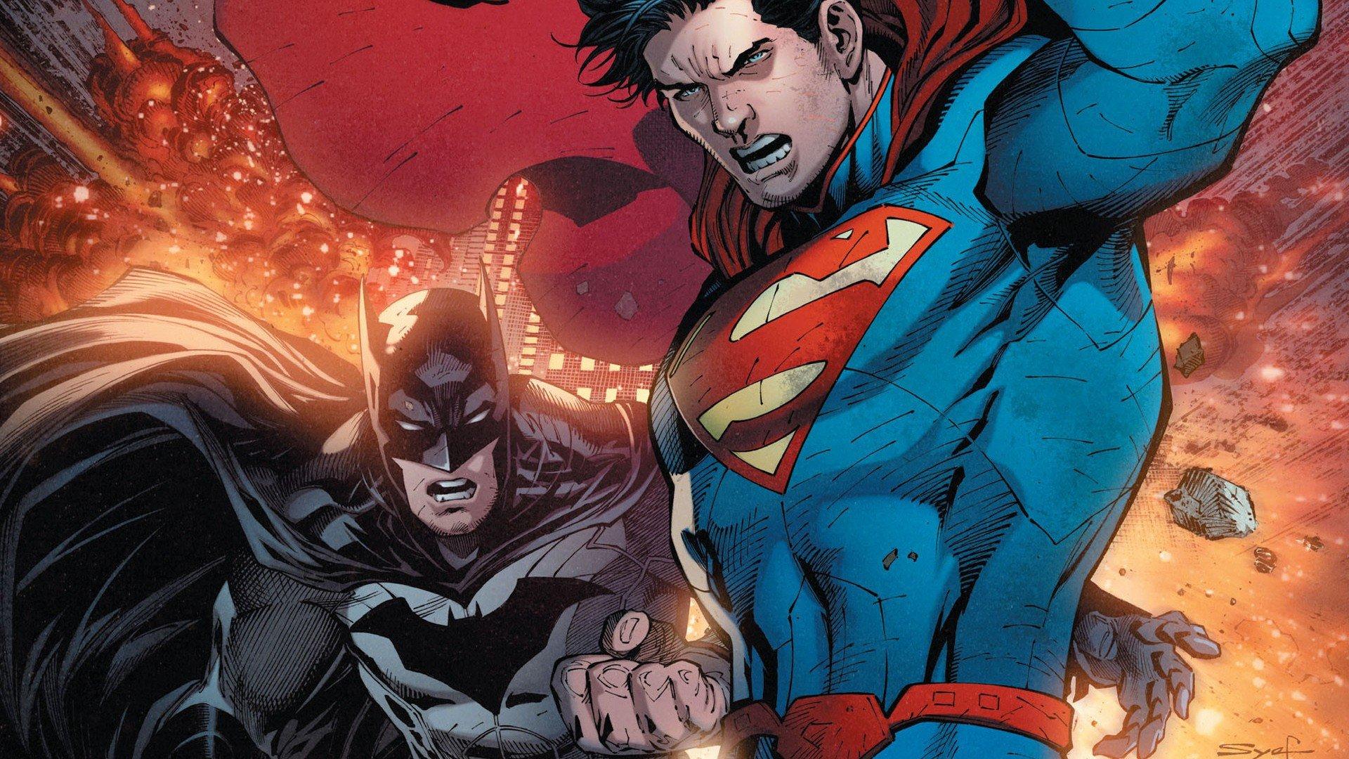 Sfondi 1920x1080 px batman dc comics superuomo for Sfondi batman