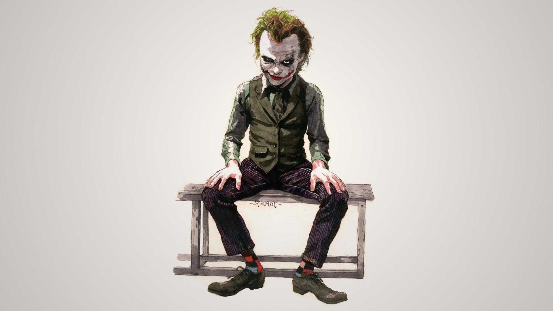 1920x1080 Px Batman Heath Ledger Joker The Dark Knight Rises