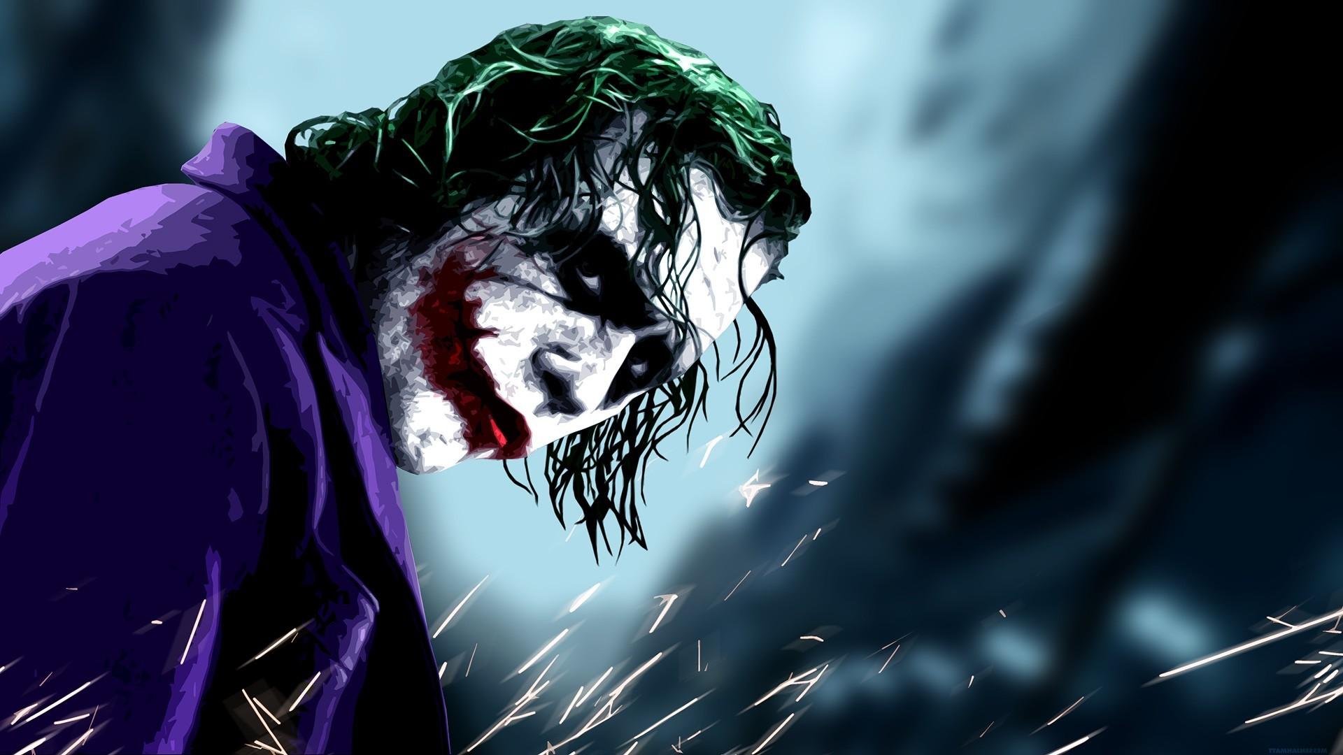 Wallpaper 1920x1080 Px Batman Joker Messenjahmatt
