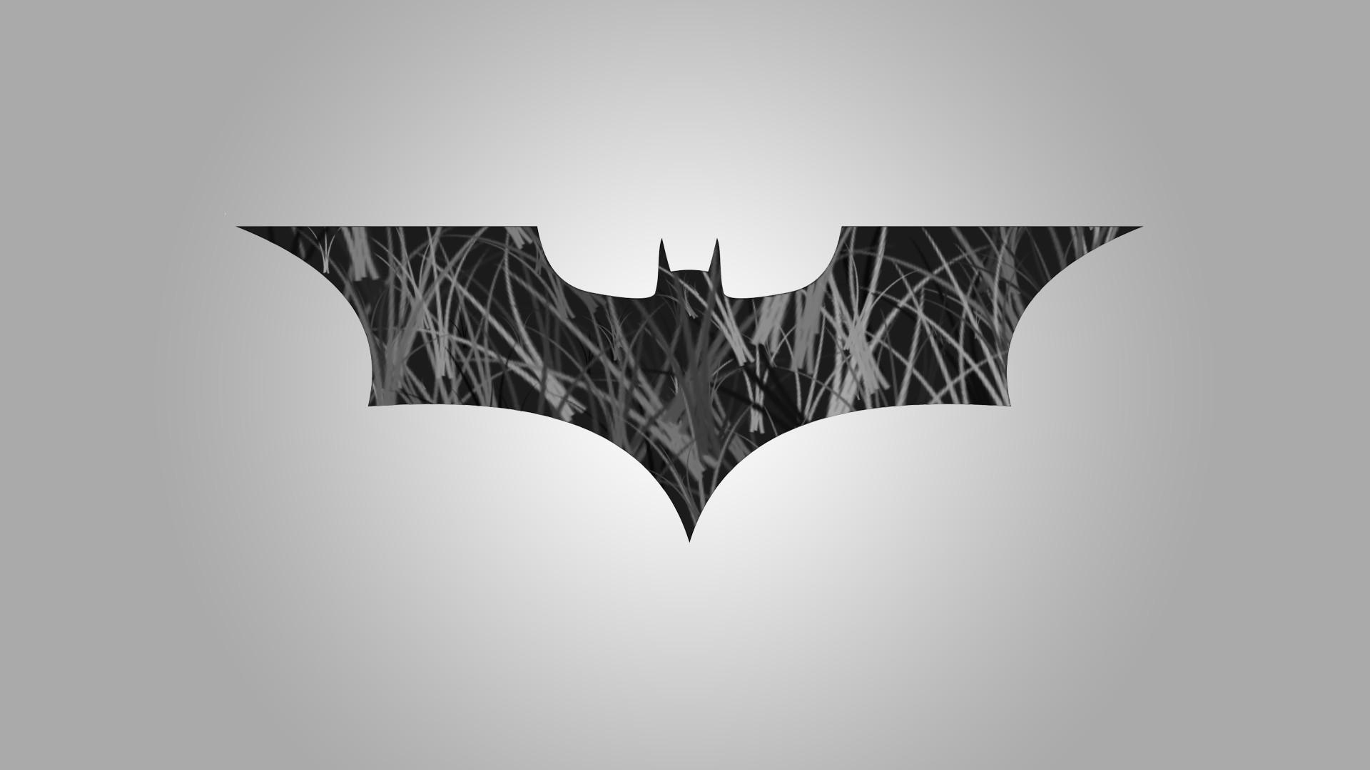 1920x1080 px Batman logo