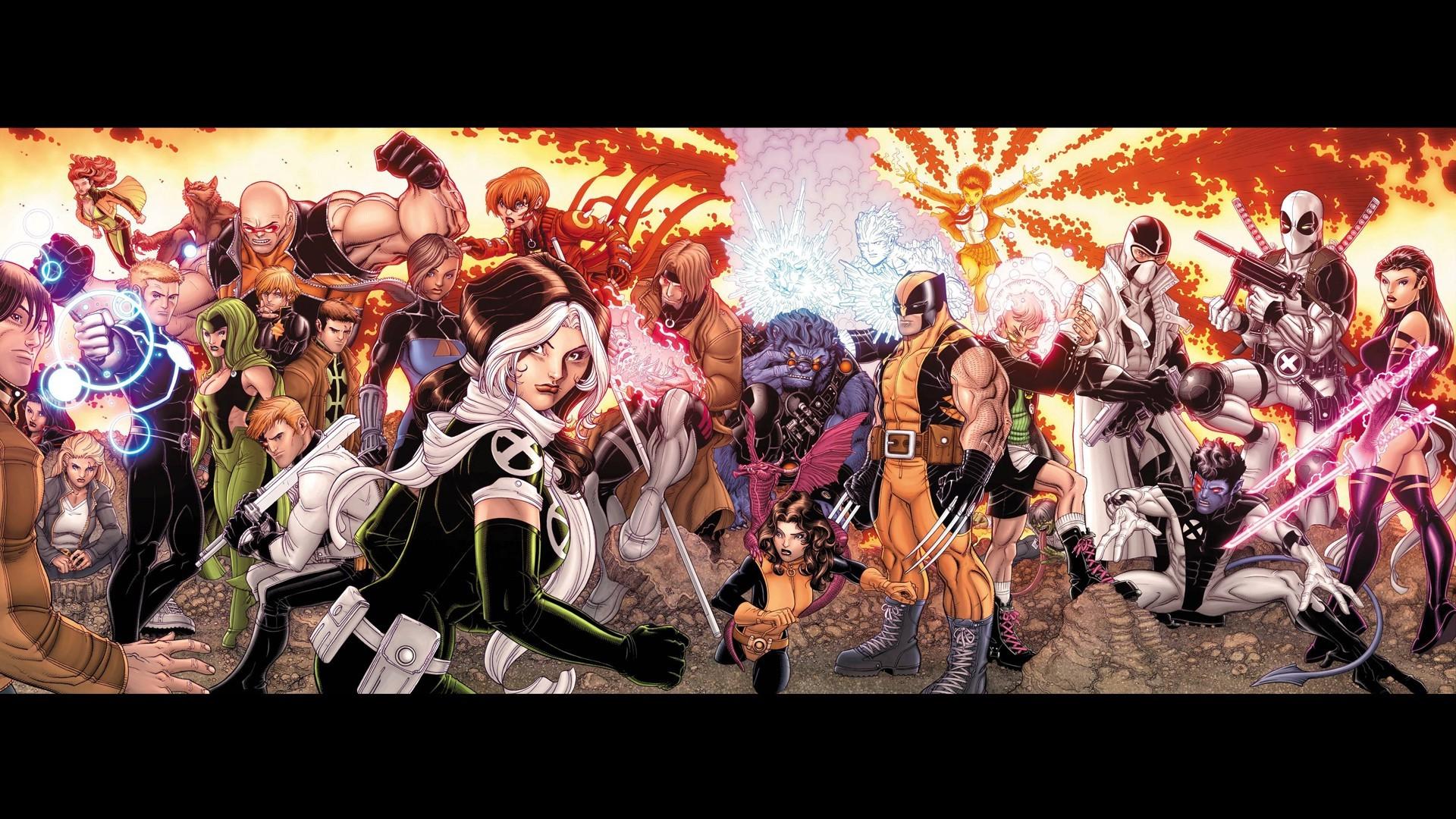 Download Wallpaper Marvel Beast - 1920x1080-px-Beast-character-comics-Deadpool-Gambit-Marvel-Comics-Rogue-Wolverine-X-Men-1101448  HD_463459.jpg