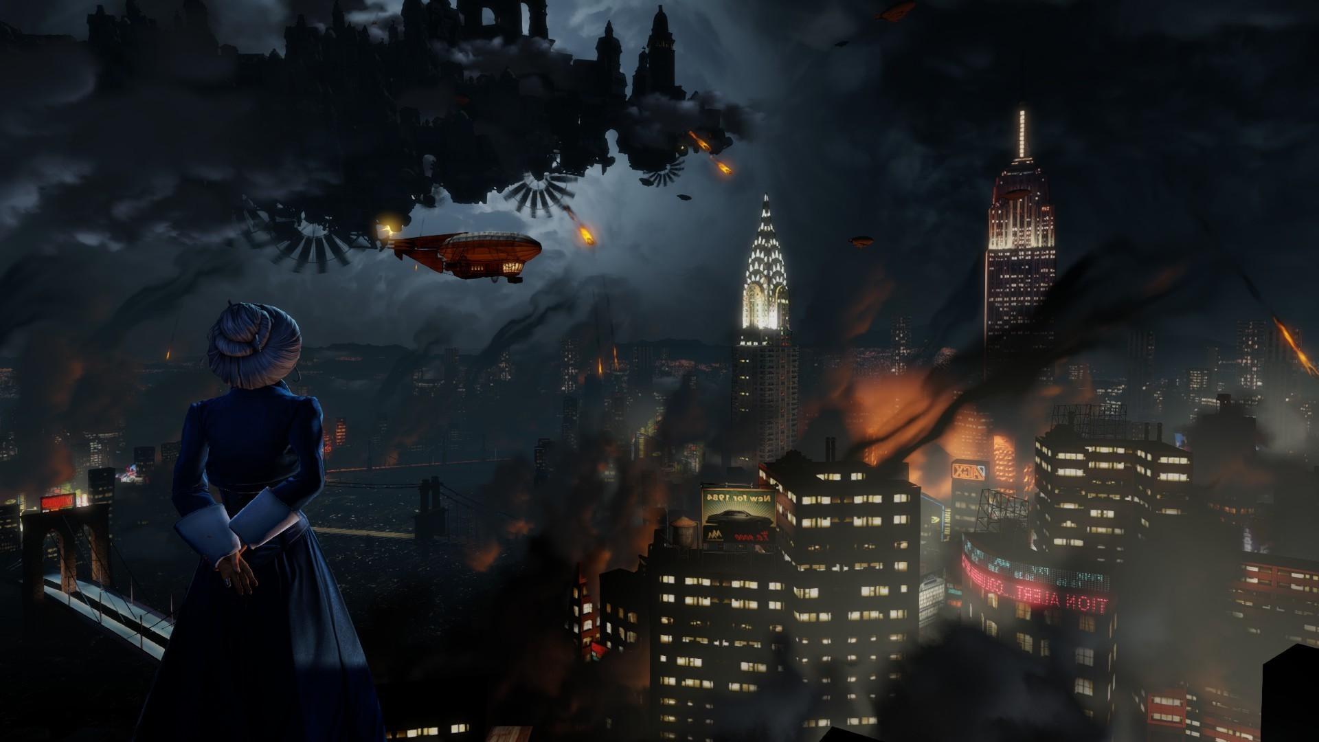Wallpaper : 1920x1080 px, BioShock