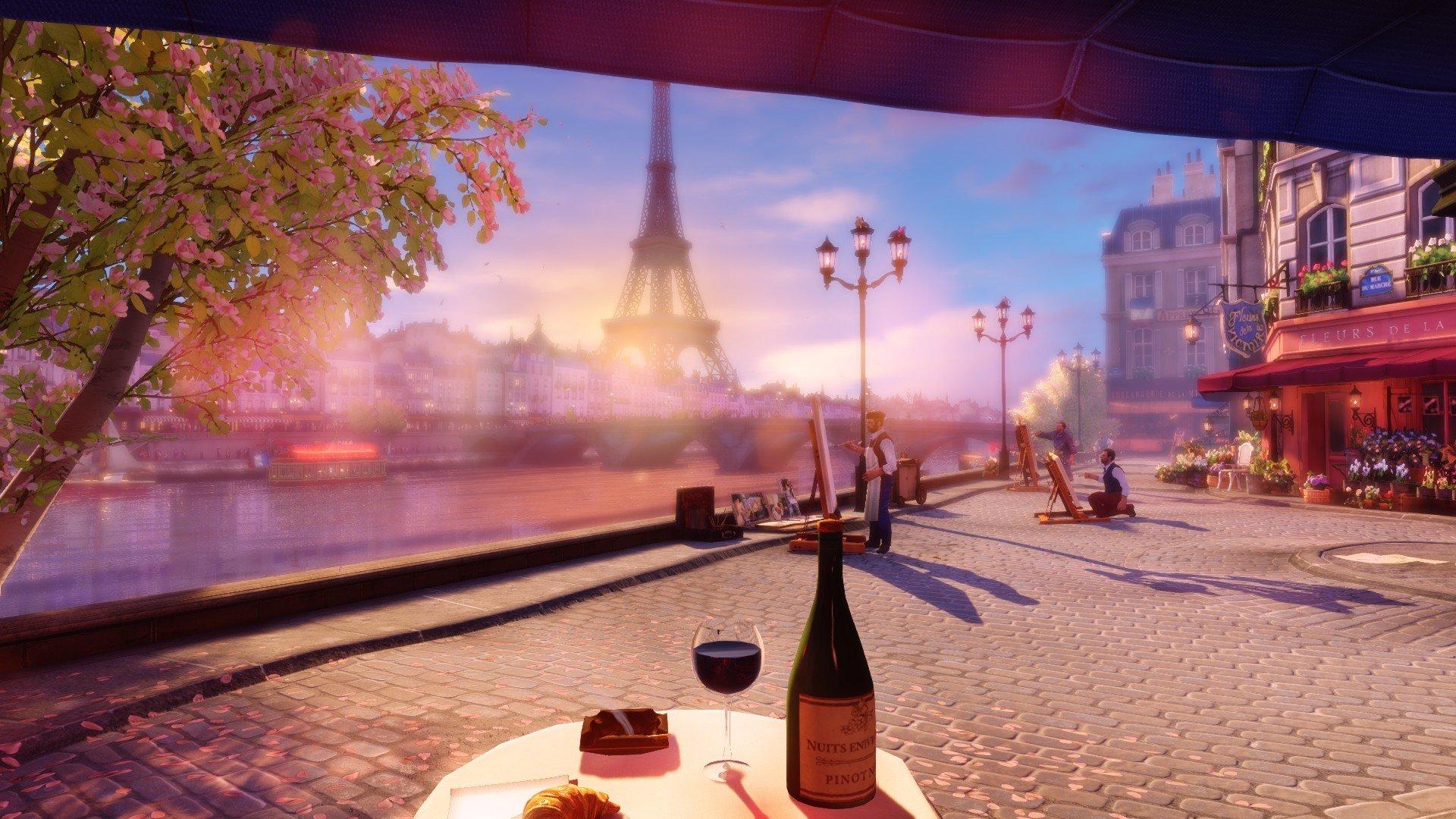 1920x1080 Px BioShock Infinite Burial At Sea Elizabeth Paris Video Games