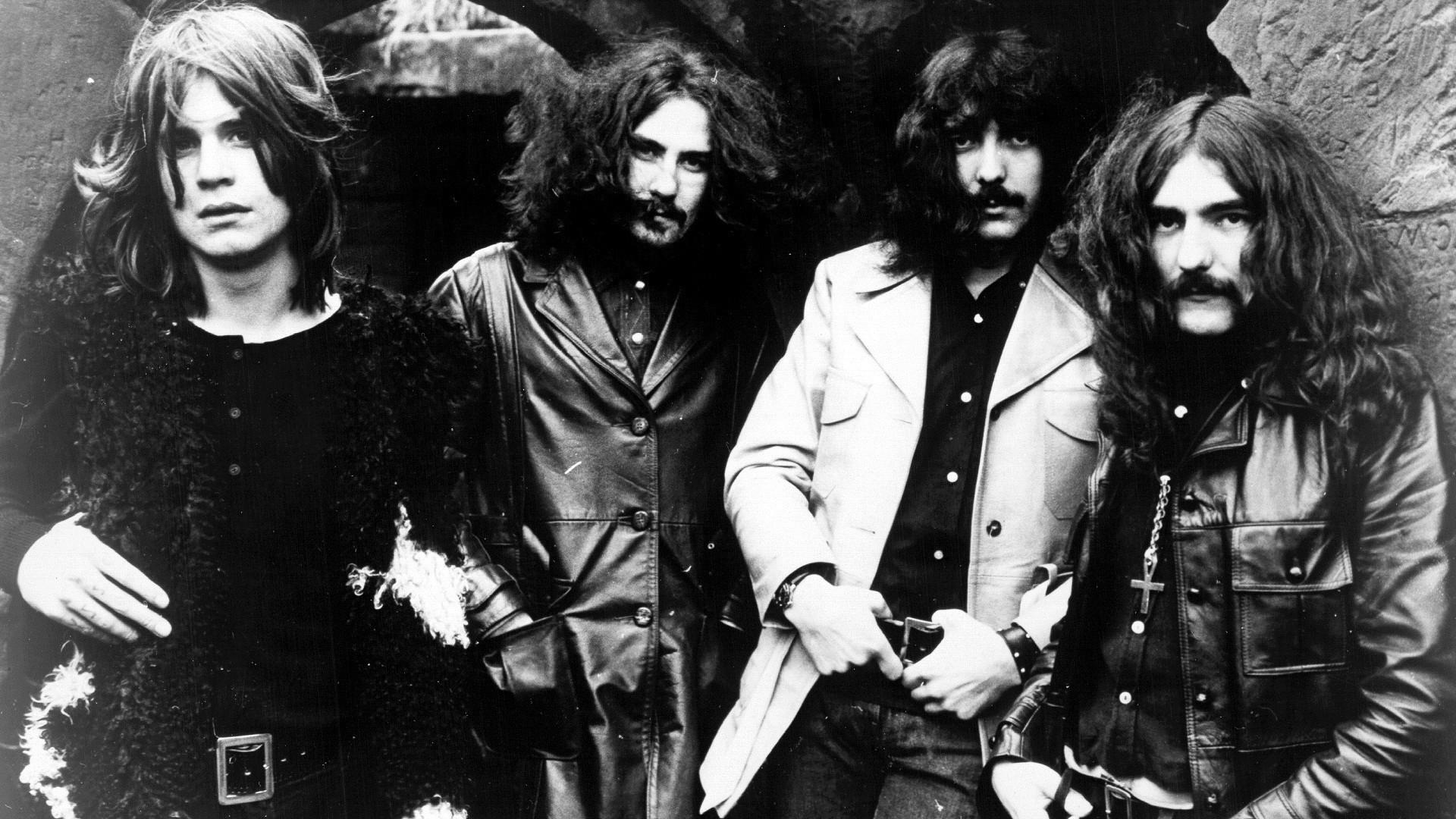 Wallpaper : 1920x1080 px, Black Sabbath ...