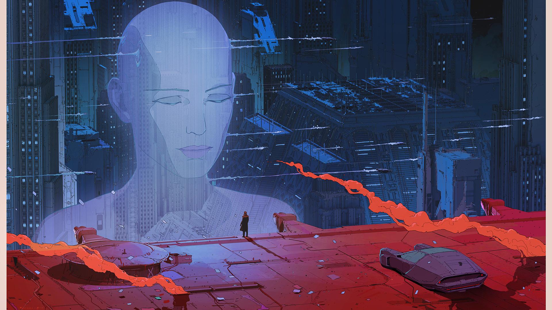 Wallpaper 1920x1080 Px Blade Runner Blade Runner 2049